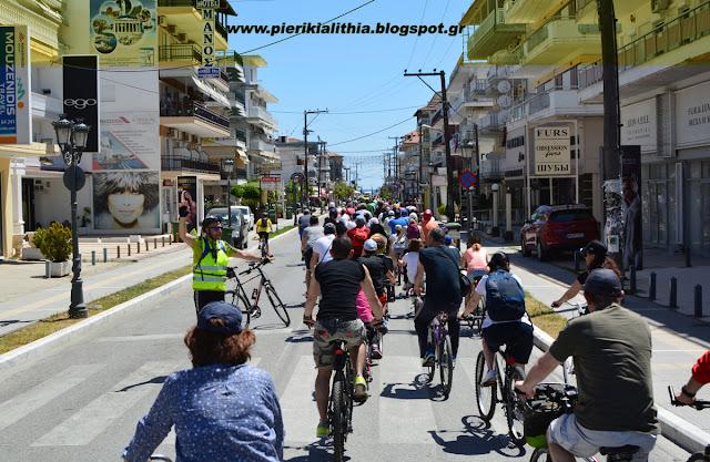 """Σήμερα η """"ΑΛΗΘΕΙΑ"""" κάνει... ποδήλατο!"""