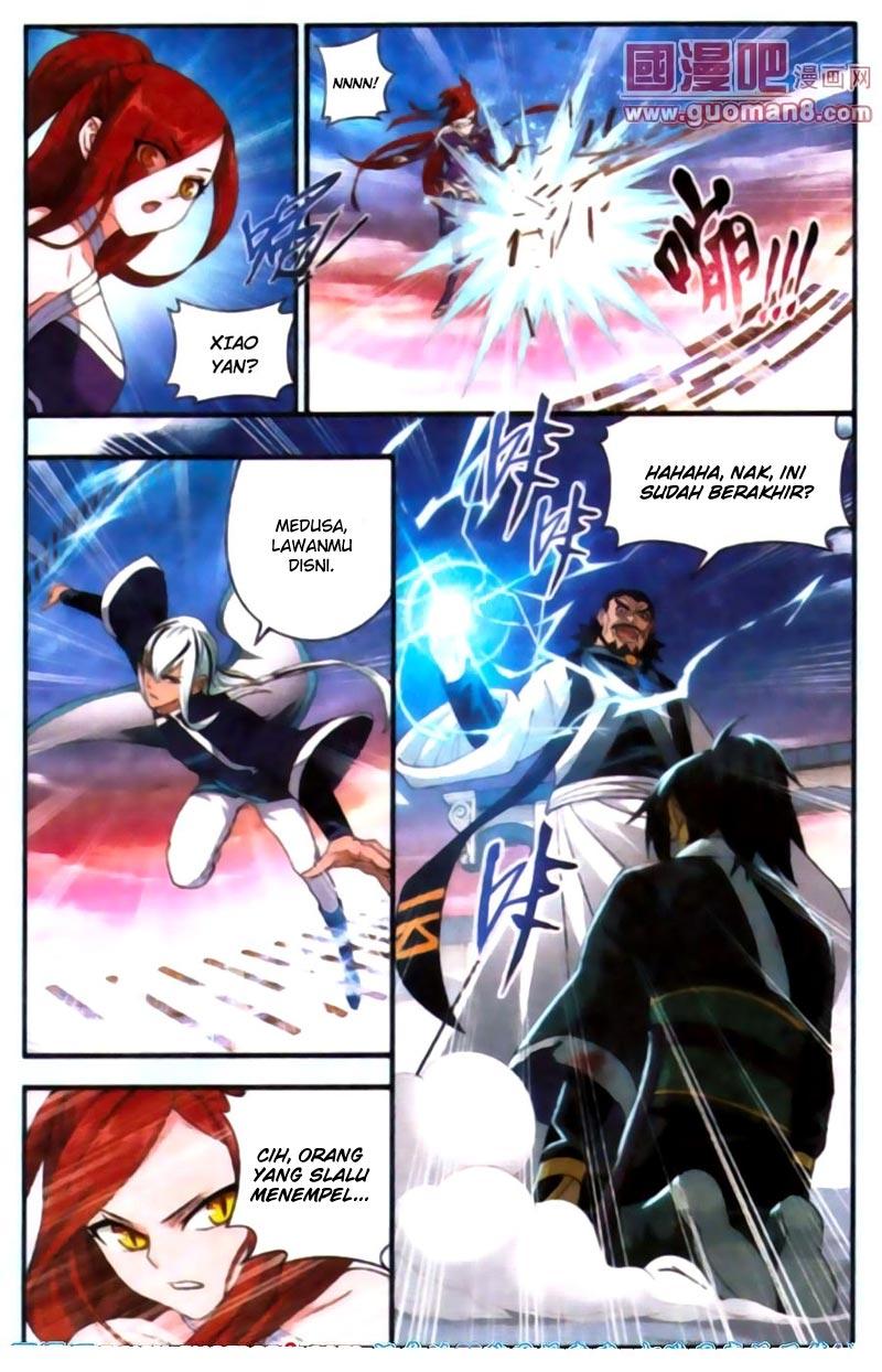 Battle Through the Heavens Chapter 89-25
