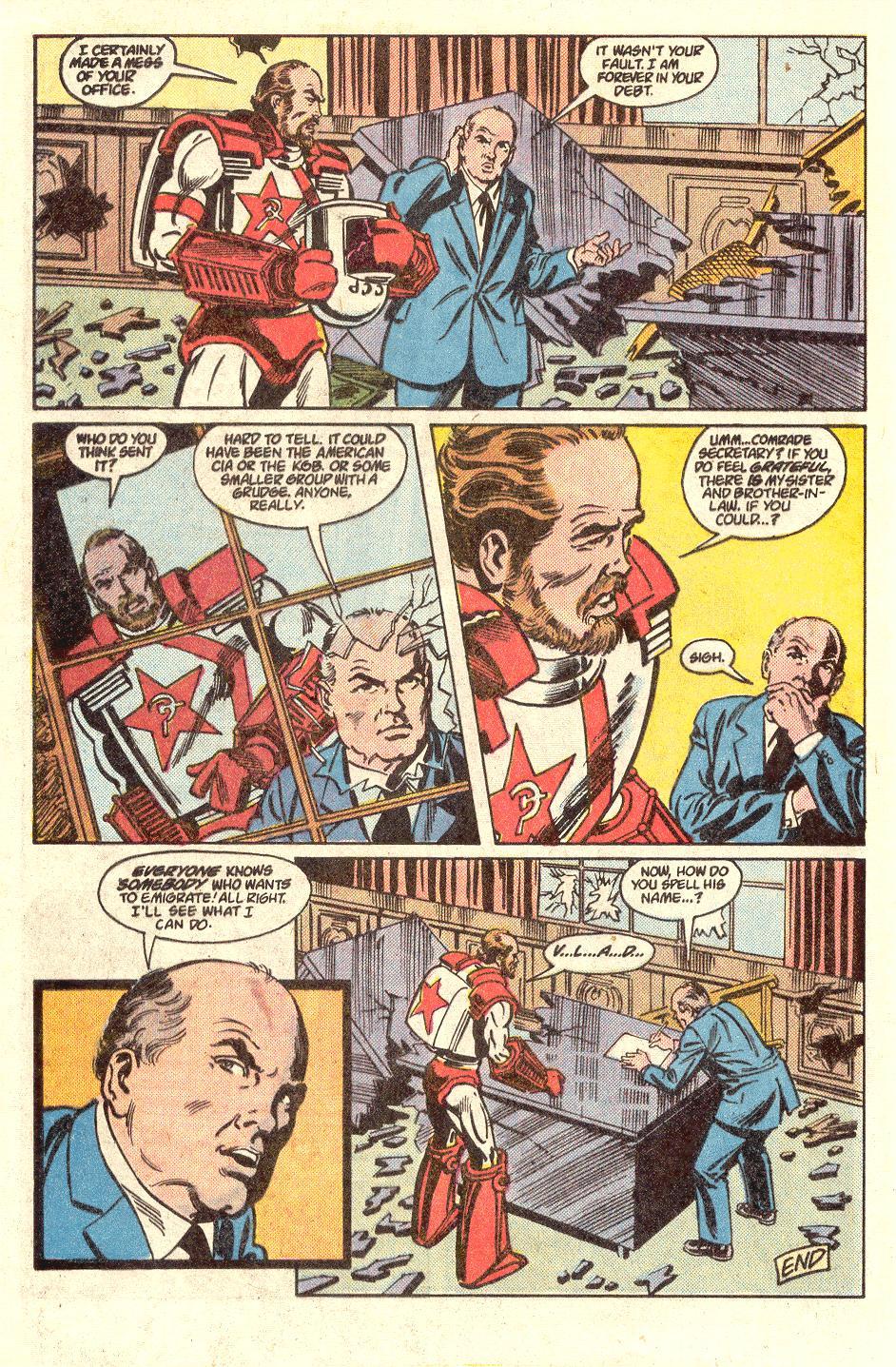 Read online Secret Origins (1986) comic -  Issue #34 - 32