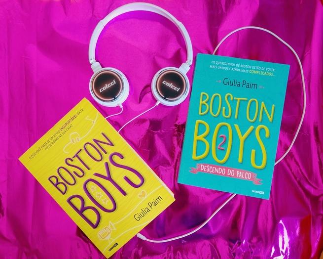 Boston Boys + Boston Boys 2: Descendo do Palco   Giulia Paim