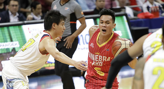 Video Playlist: Ginebra vs ROS game replay 2018 PBA Governors' Cup