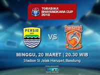 Persib vs Pusamania Borneo FC, Piala Bhayangkara 2016