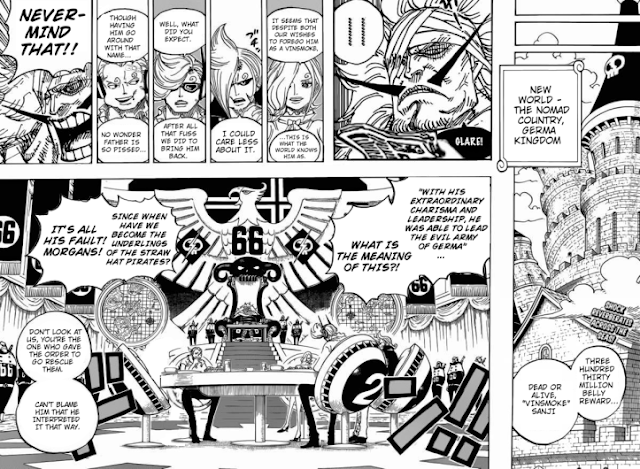 One piece chapter 905 manga