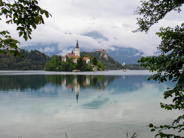 Things to do in Lake Bled: Circumnavigate Lake Bled on foot