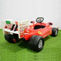 ferrari suceria f1 official licensed battery toy car