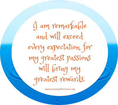 Daily Affirmations 9 March 2016