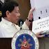 LOOK: Updated Drug List, Hawak na ni Duterte