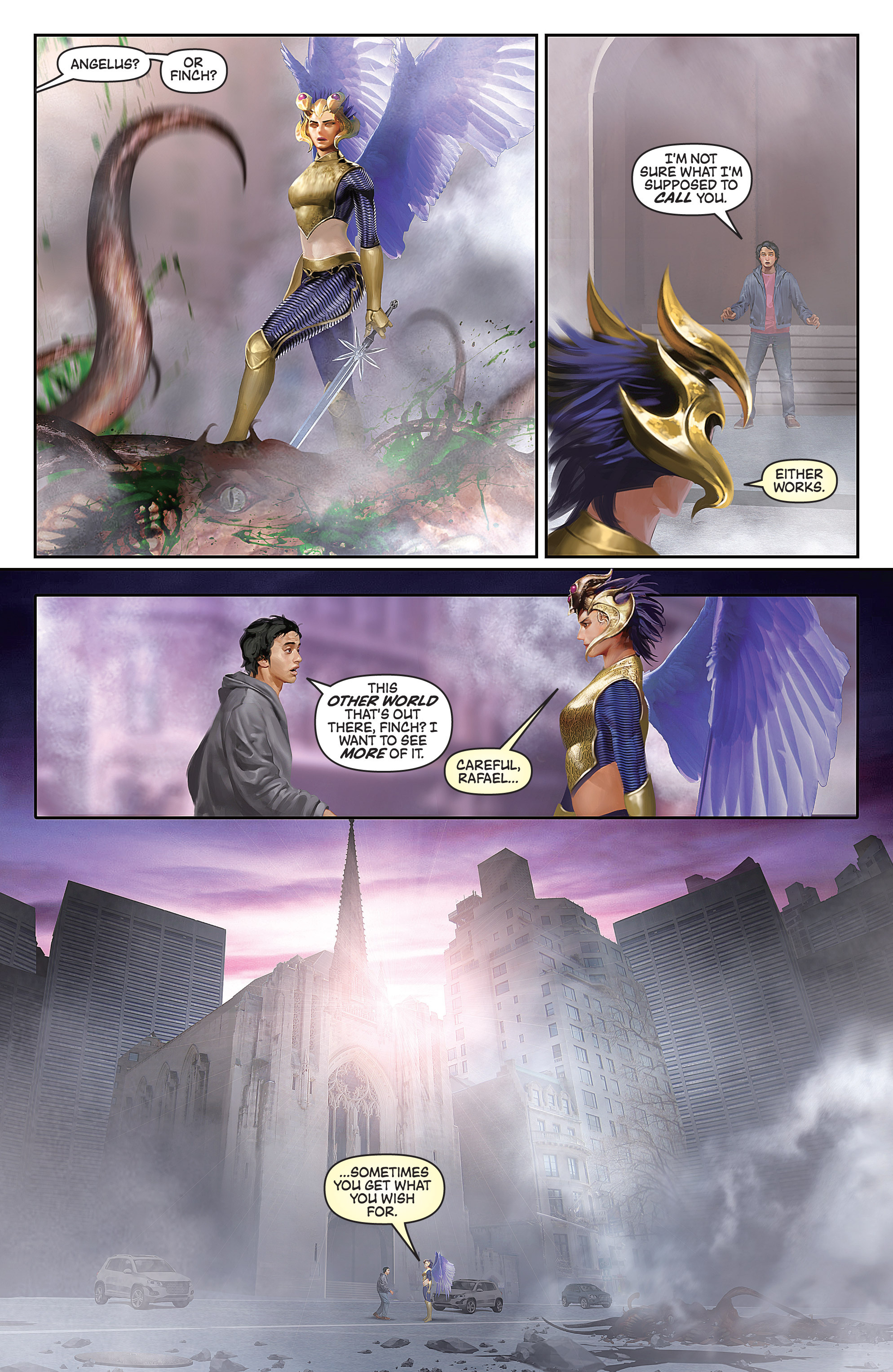 Read online Artifacts comic -  Issue #30 - 20