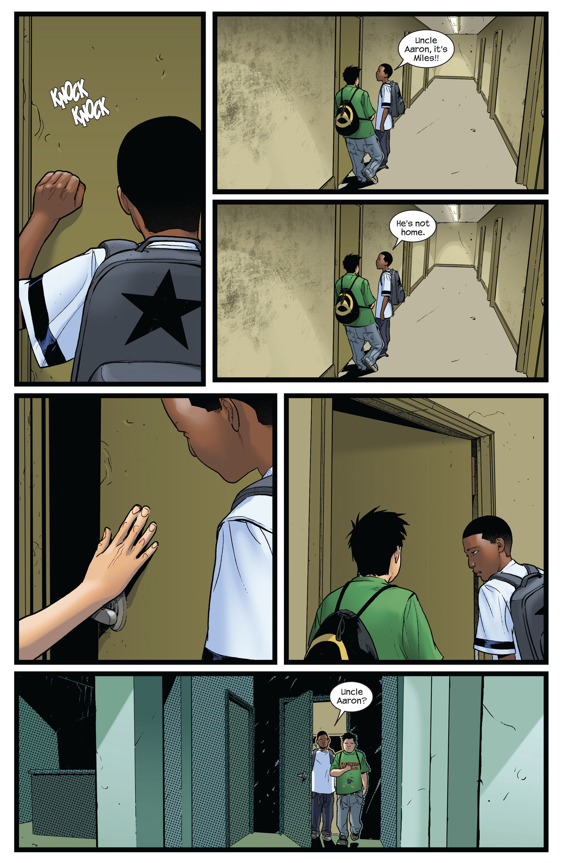 Read online Ultimate Comics Spider-Man (2011) comic -  Issue #3 - 6