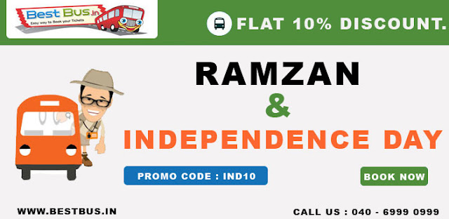 Discount coupon for Online bus Tickets, Promo code for online bus tickets booking, Discount coupon