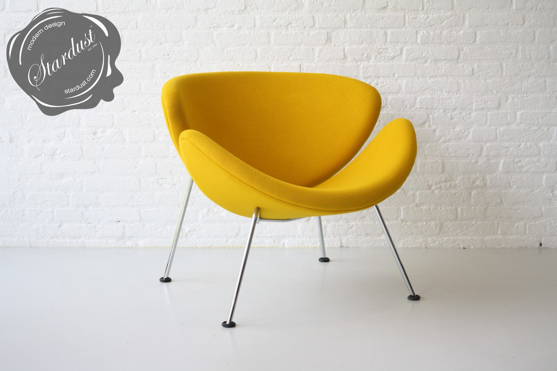 orange slice chair salon shampoo chairs artifort s
