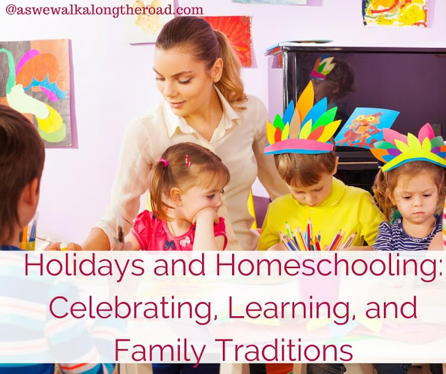 Holidays and Homeschooling