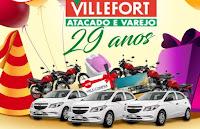 Aniversário Villefort 29 Anos