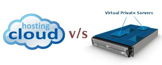 Phân biệt điện toán đám mây và VPS hosting