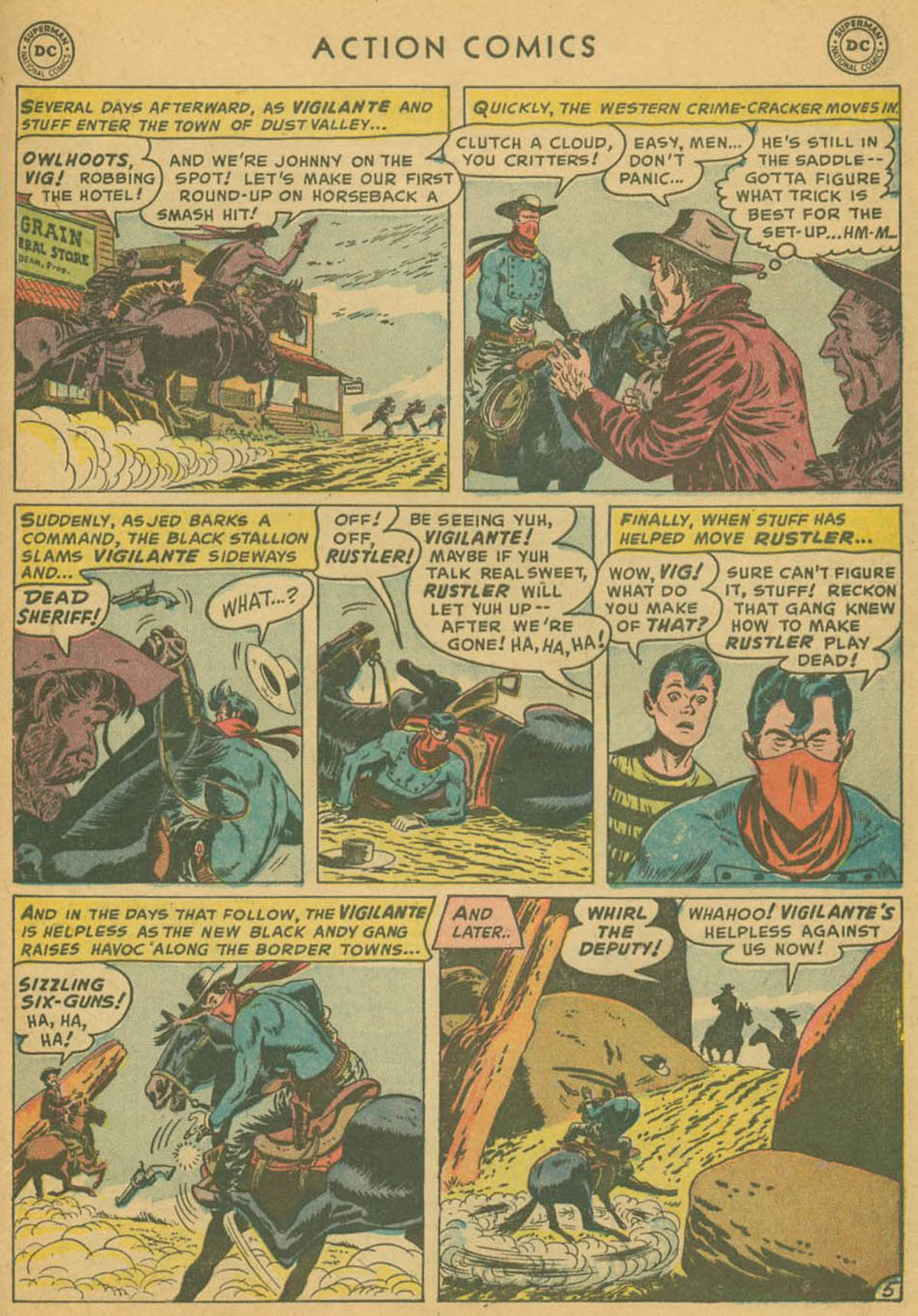 Read online Action Comics (1938) comic -  Issue #178 - 37