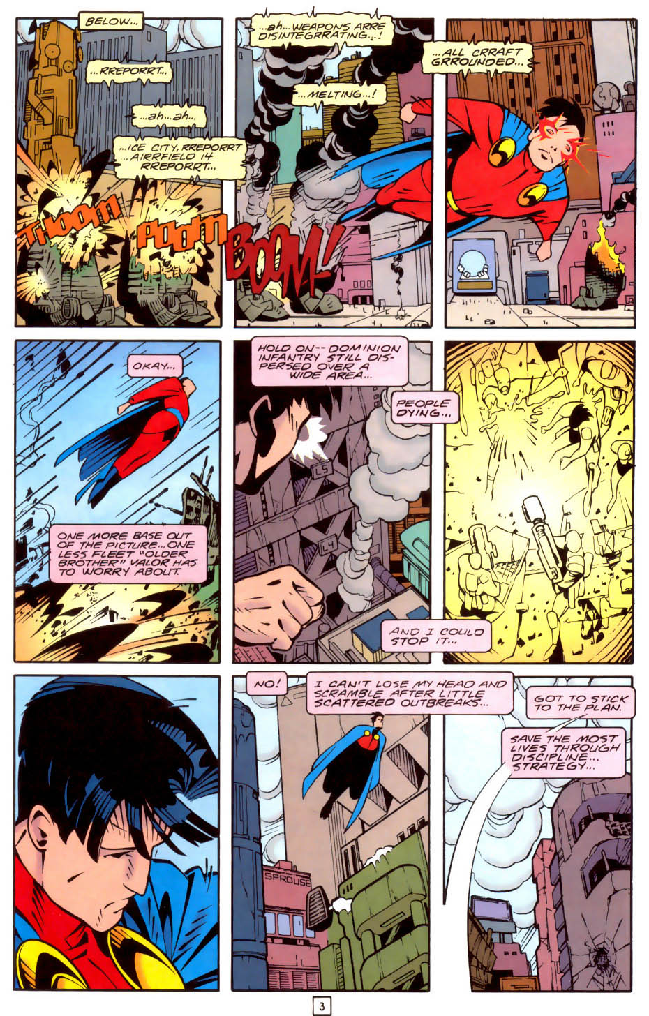 Legion of Super-Heroes (1989) 35 Page 3