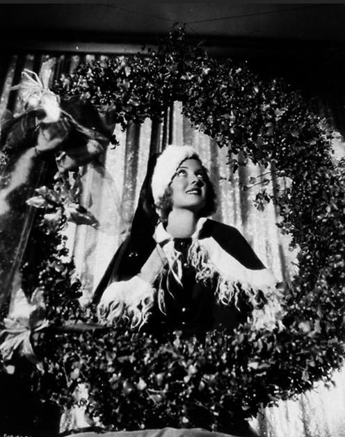 Bette Davis navidad