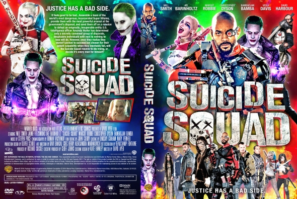 Suicide Squad DVDRip Download
