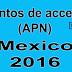 APN Iusacell, Telcel, Movistar, Nextel, ATT Mexico actualizadas al 2016