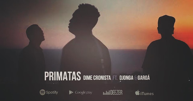 Dime Cronista lançou o primeiro videoclipe de seu projeto solo com participação de Djonga (MG) e Garoá (SP)
