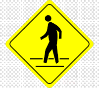 Traffic sign for English Olympiad Pake 1C for SD SMP students