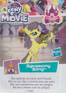 My Little Pony Wave 22 Symphony Song Blind Bag Card