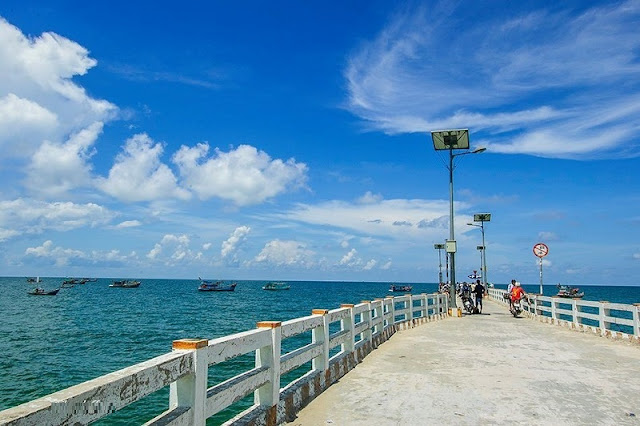 Kien Giang works to turn Hon Son Island into tourist magnet 1