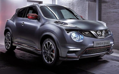 2015 Nissan Juke Nismo RS Front View Model