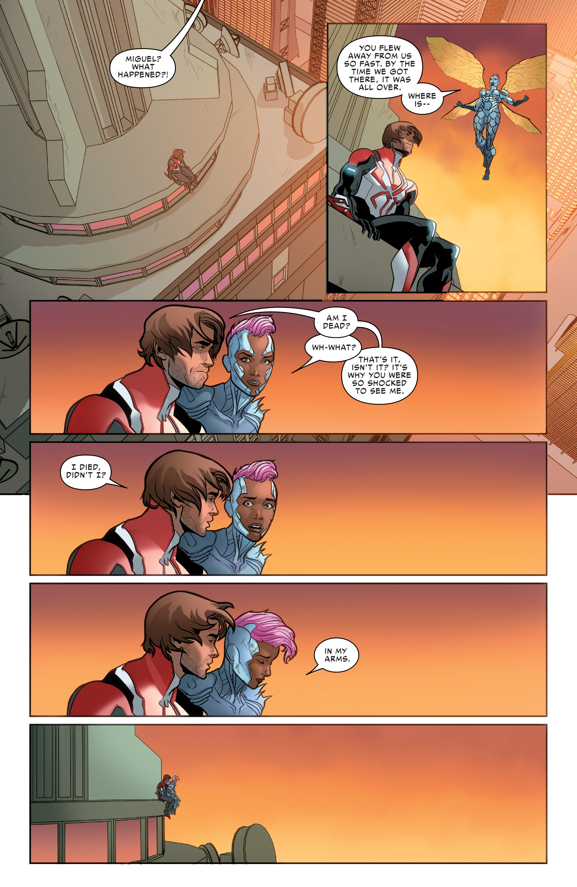 Read online Spider-Man 2099 (2015) comic -  Issue #24 - 20