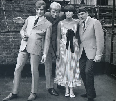 The Steampacket - The Steampacket (      )  / VA -The First R & B Festival (1964)