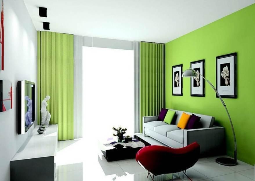 4 Contoh Warna Cat Ruang Keluarga Minimalis Ini Bikin