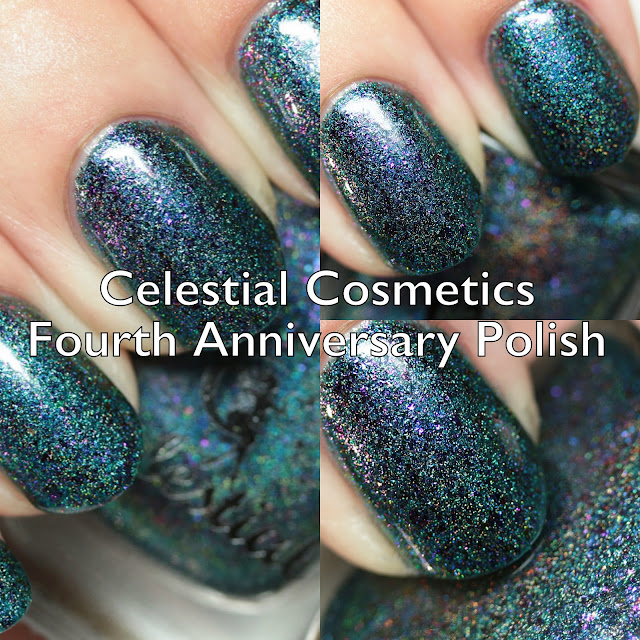 Celestial Cosmetics There's a Party In My Polish & You're Invited