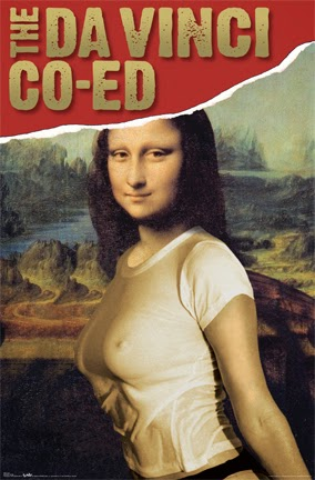 The Da Vinci Coed 2007