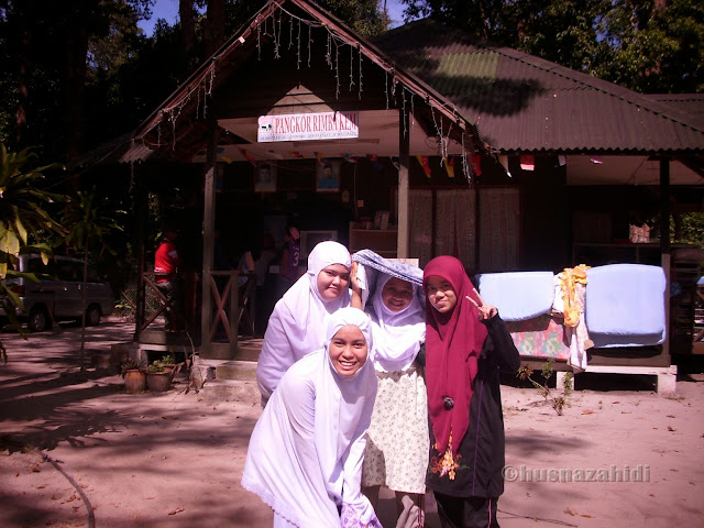 Pulau Pangkor, kem rimba pangkor