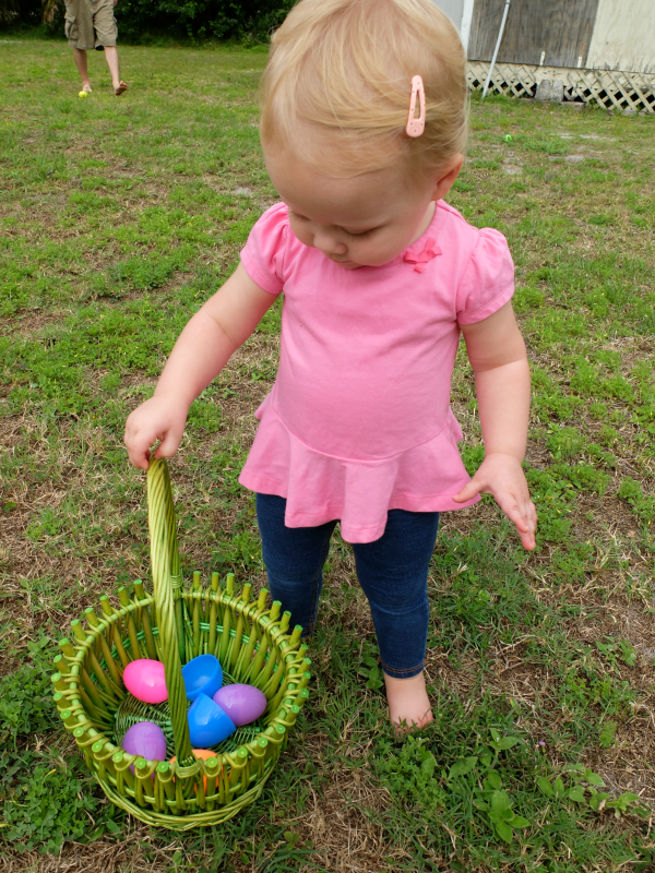 Easter ideas - egg hunts, bubbles, baskets, and more