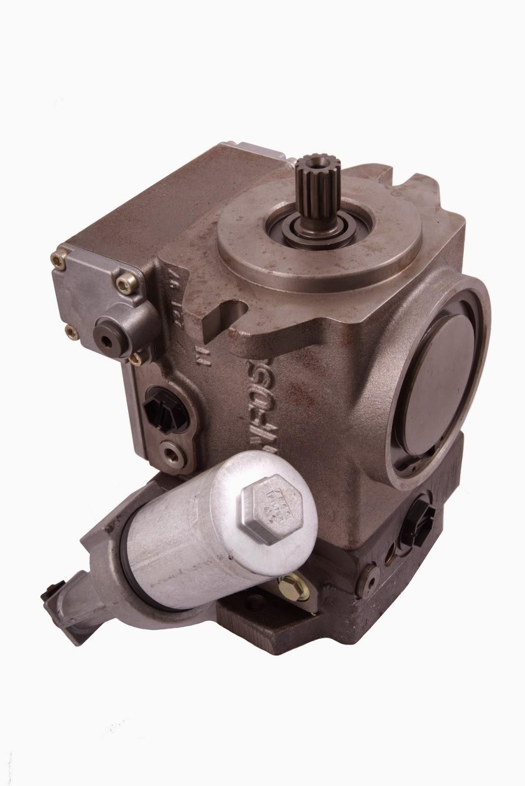 Turf Maintenance Hydraulics by P&R Hydraulics Ltd: Danfoss