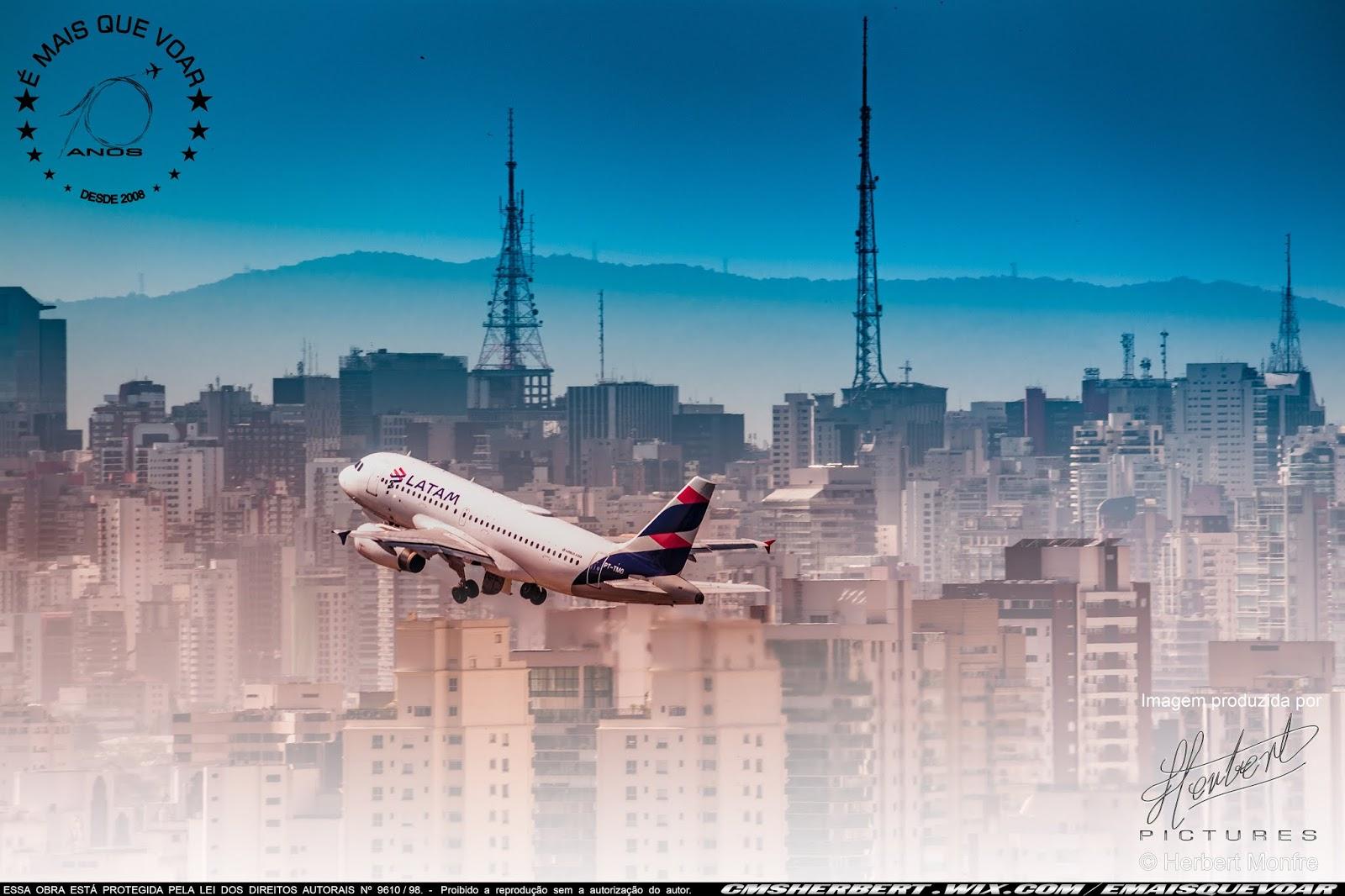 Grupo LATAM Airlines divulga estatísticas operacionais preliminares de fevereiro de 2019 | É MAIS QUE VOAR