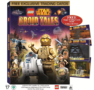 Enter the LEGO® STAR WARS: Droid Tales DVD Giveaway. Ends 3/4