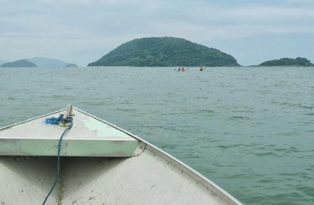 Ilha do Prumirim, em Ubatuba