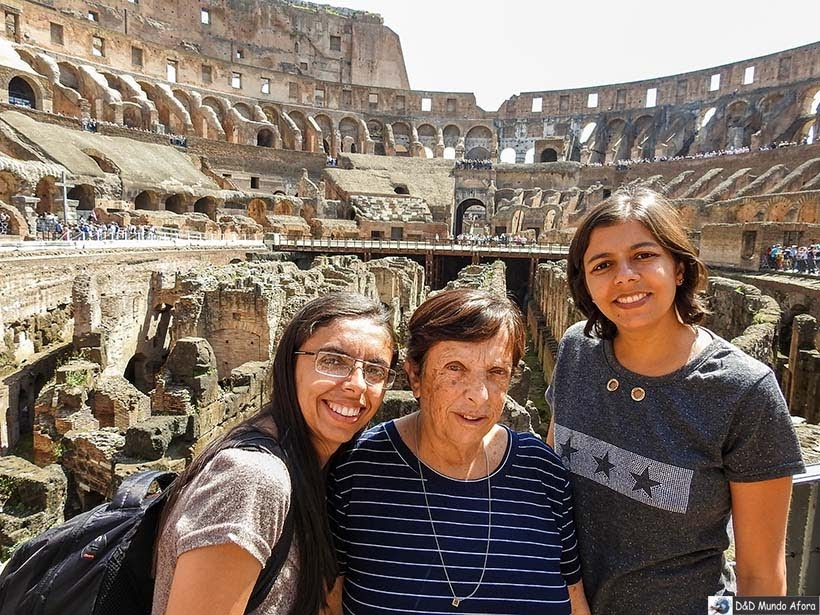 Coliseu de Roma, Itália - Retrospectiva 2018: as melhores viagens do ano