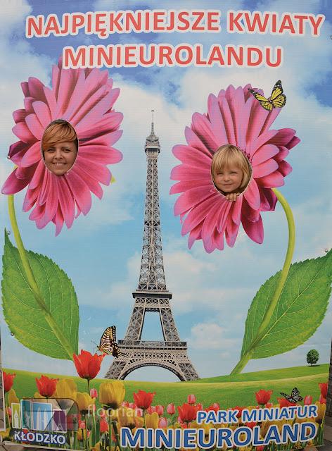 Festiwal kwiatów w Parku miniatur MiniEUROLAND w Kłodzku - top atrakcja turystyczna Ziemii Kłodzkiej