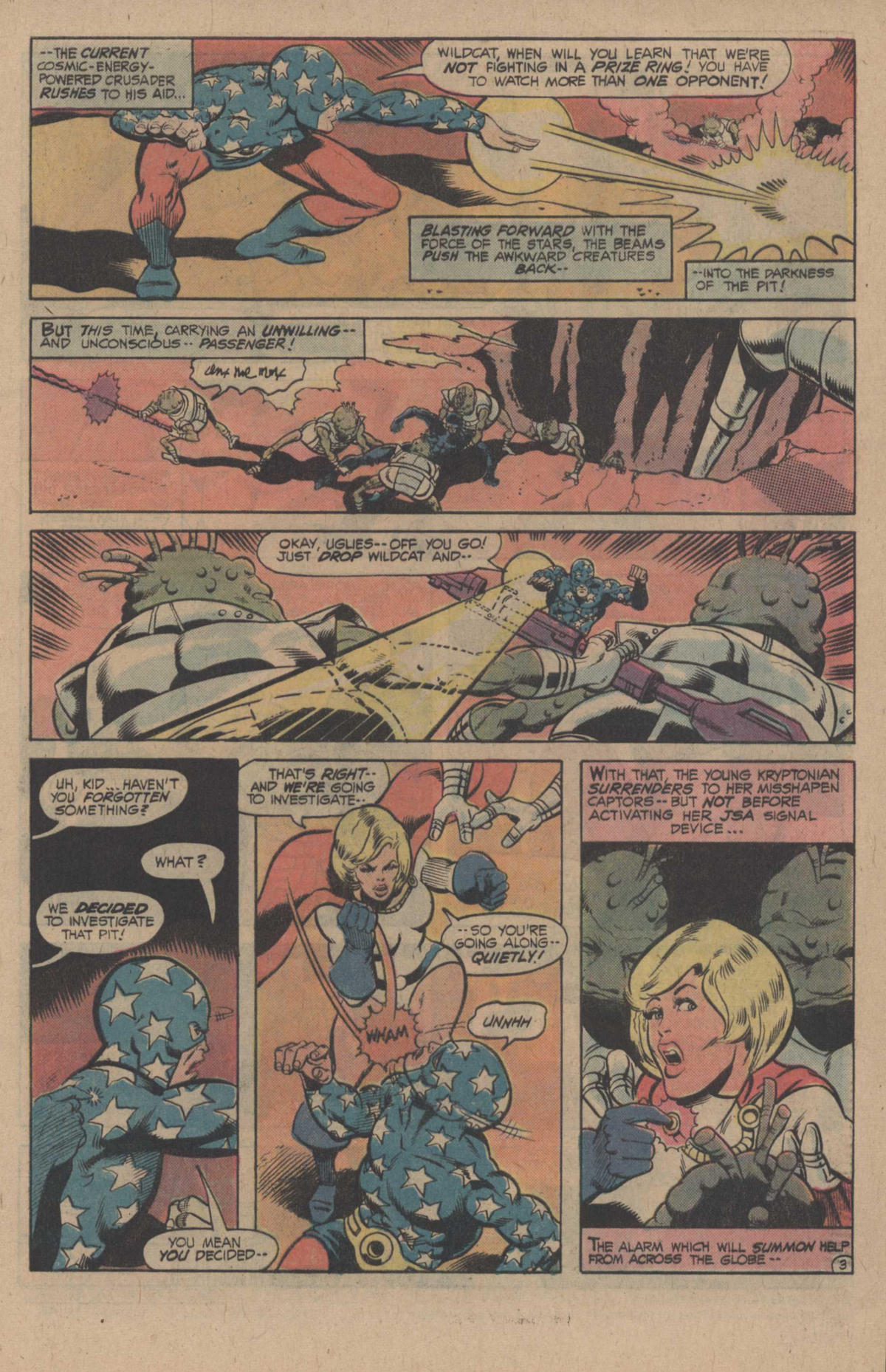 Read online All-Star Comics comic -  Issue #67 - 5