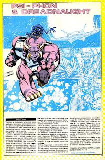 Psion y Dreadnaught (ficha dc comics)