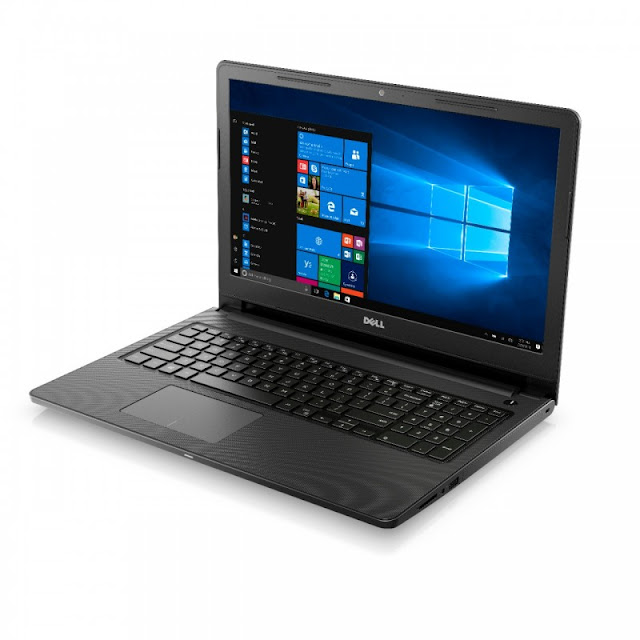 Side view of Dell Inspiron 15 3565