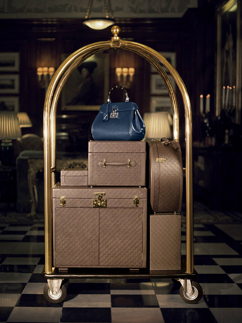 Gucci Bamboo Confidential on if it's hip, it's here