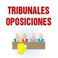 OPOSICIONES MAESTROS 2016. NOMBRAMIENTO Y SUSTITUCIÓN DE DETERMINADOS MIEMBROS DE TRIBUNALES