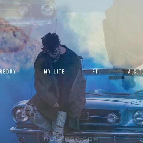 Reddy - My Lite (Feat. A.C.T.) - Single