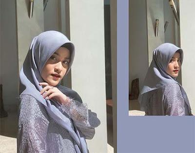 Ashira Zamita Pakai Hijab