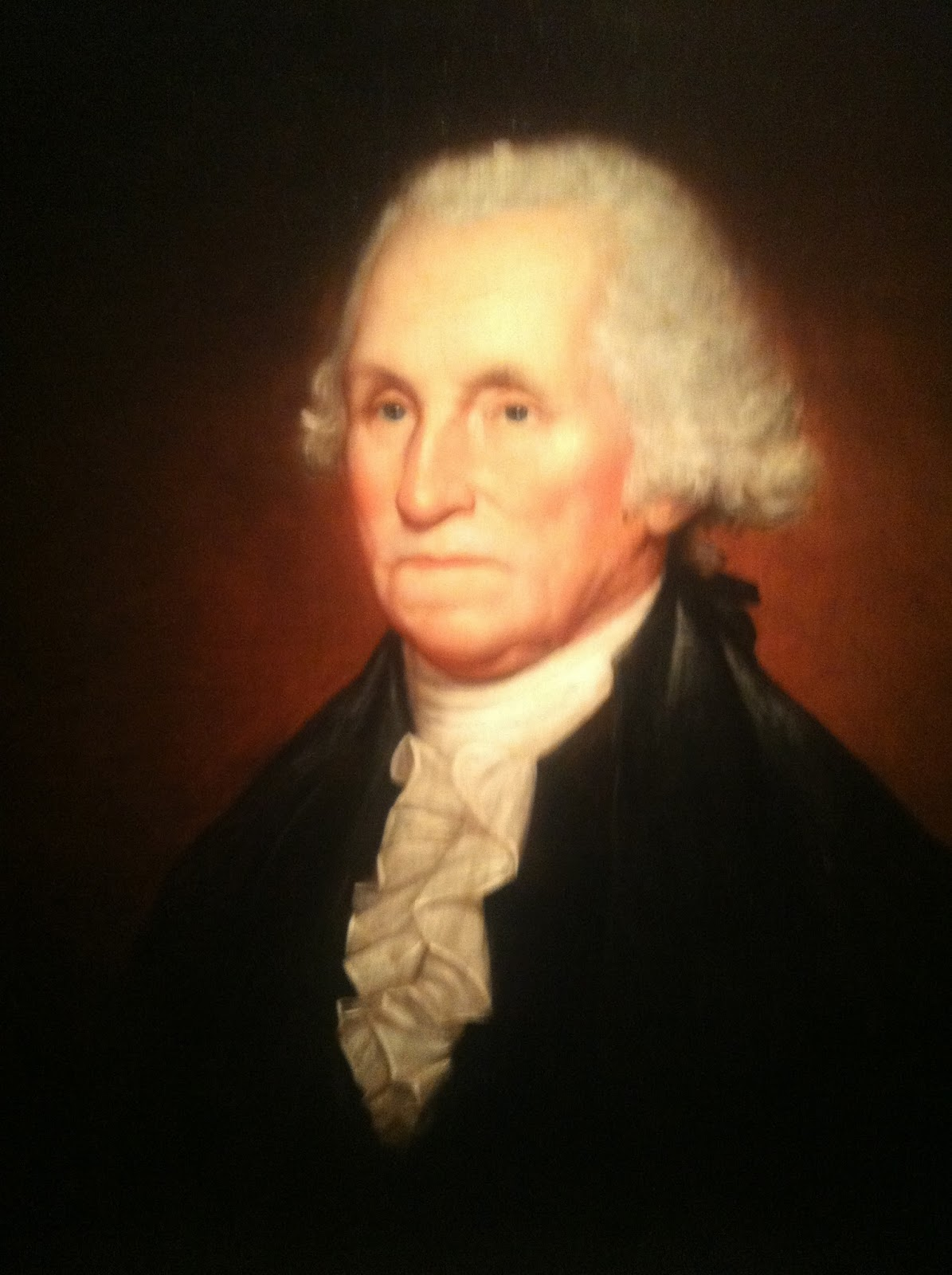 Data Driven Viewpoints Here Is Why George Washington Is