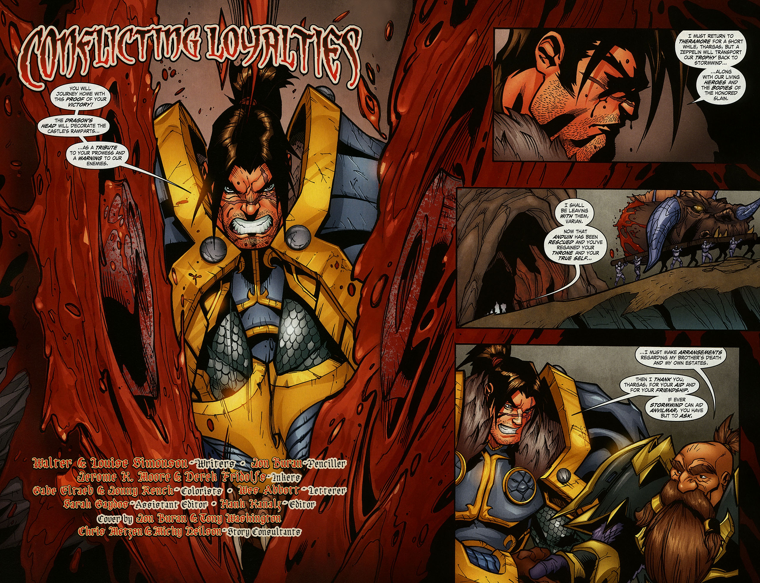 Read online World of Warcraft comic -  Issue #15 - 3